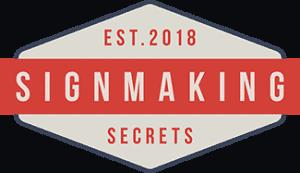 SignMakingSecrets Logo Normal