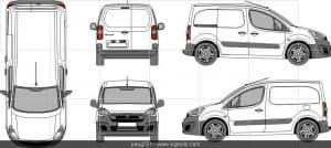 Car's Outline